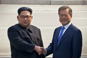kim jong-un moon jae in cbsn newmoney