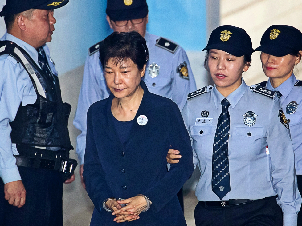 Fosta președintă a Coreei de Sud a fost condamnată la 24 de ani de închisoare