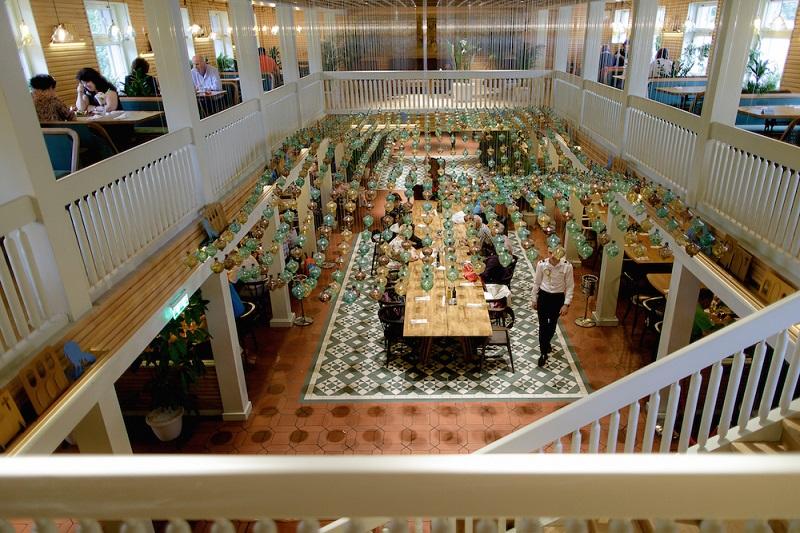 Cel mai mare restaurant din portofoliul grupului City Grill, reamenajat cu 300.000 de euro