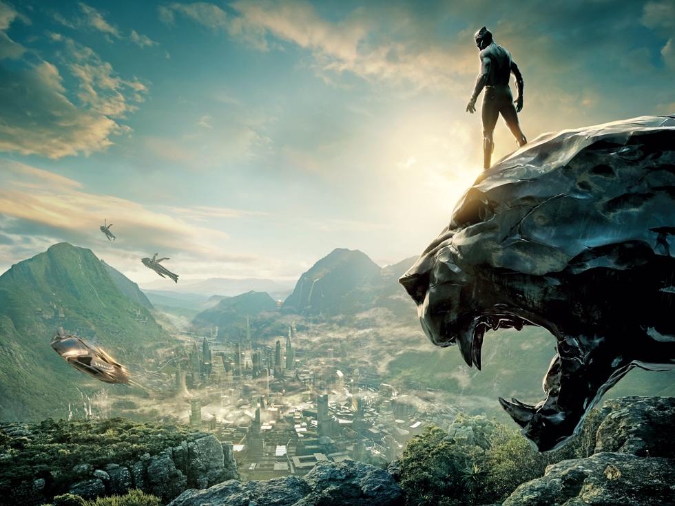 """Recomandare de film: """"Black Panther"""", lumea de azi în haine de mâine"""