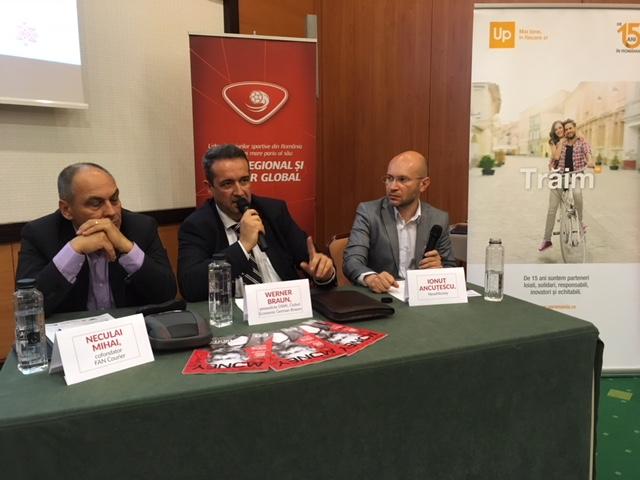 Werner Braun, DWK: Cum s-ar putea dezvolta România pe model german