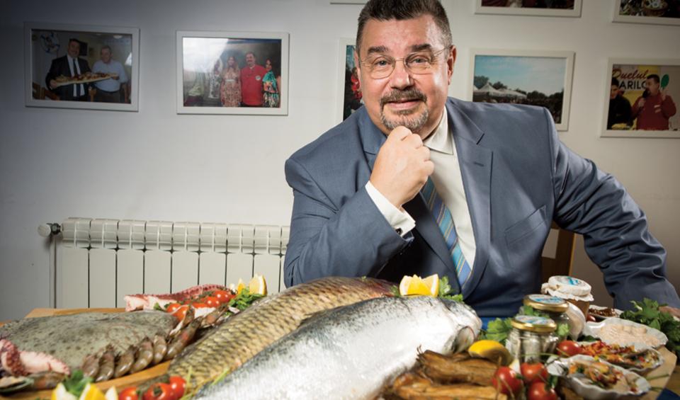 Un hidrotehnist care a lucrat la construcția metroului face milioane din prepararea peștelui după metode tradiționale