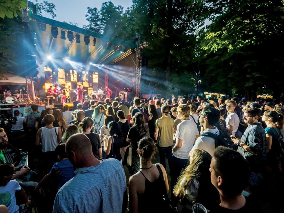 Jazz in the Park: ce artiști vin în Cluj-Napoca pentru ediția din acest an