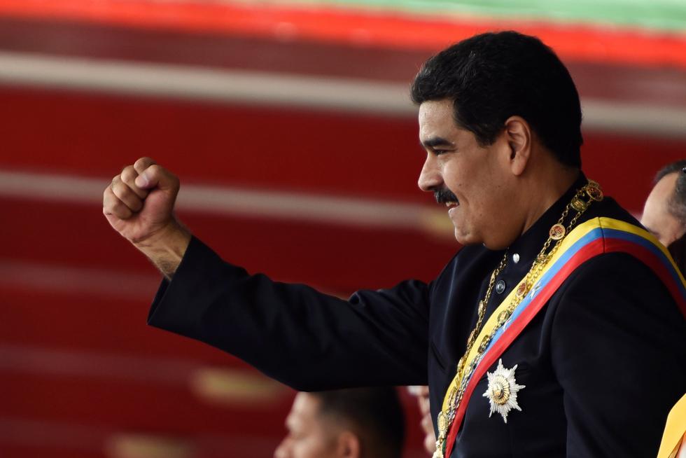 VIDEO În ce a constat atentatul dejucat care l-a vizat pe președintele Venezuelei, Nicolas Maduro