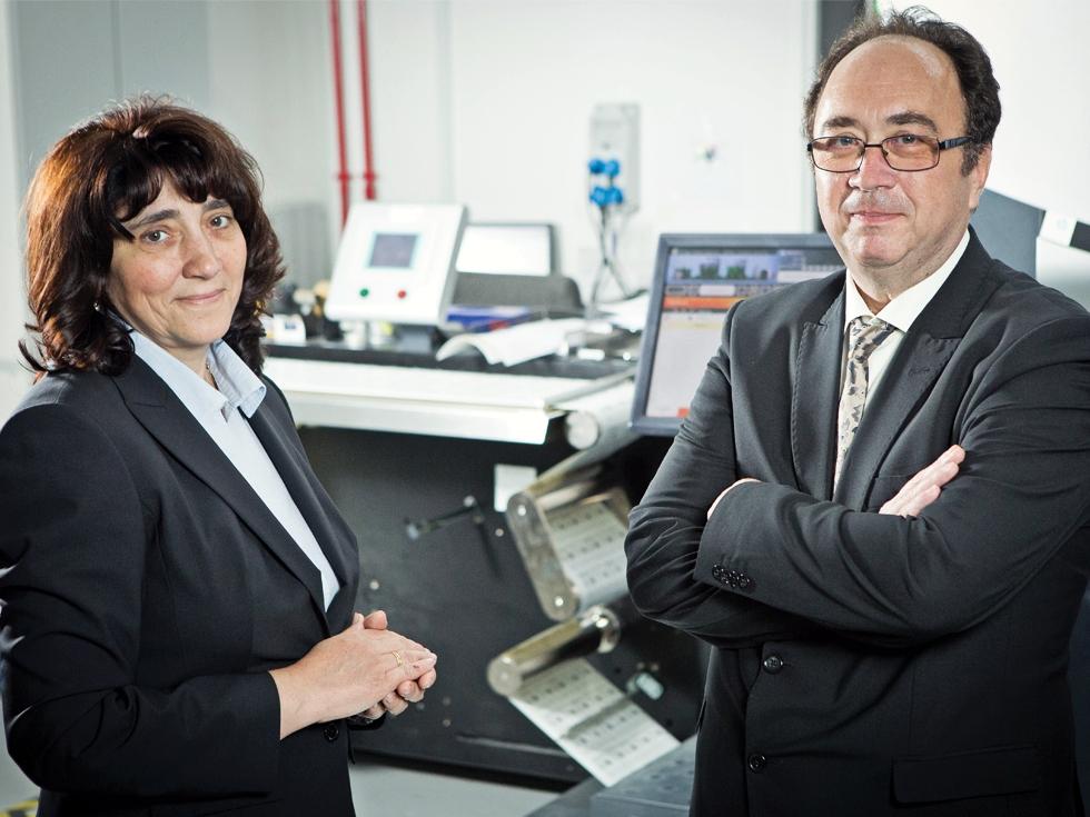 Cum au ajuns doi clujeni, soț și soție, să vândă etichete de 20 de milioane de euro pe an