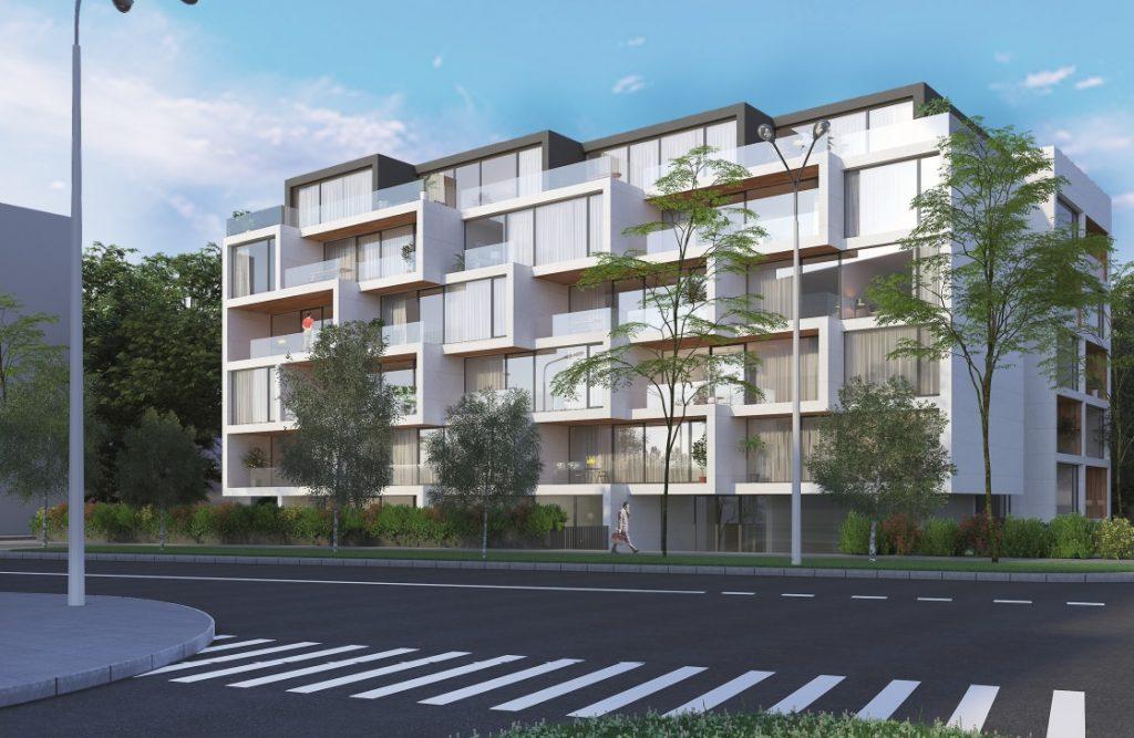 Dezvoltatorul israelian Hagag ridică un proiect rezidențial de lux în Primăverii