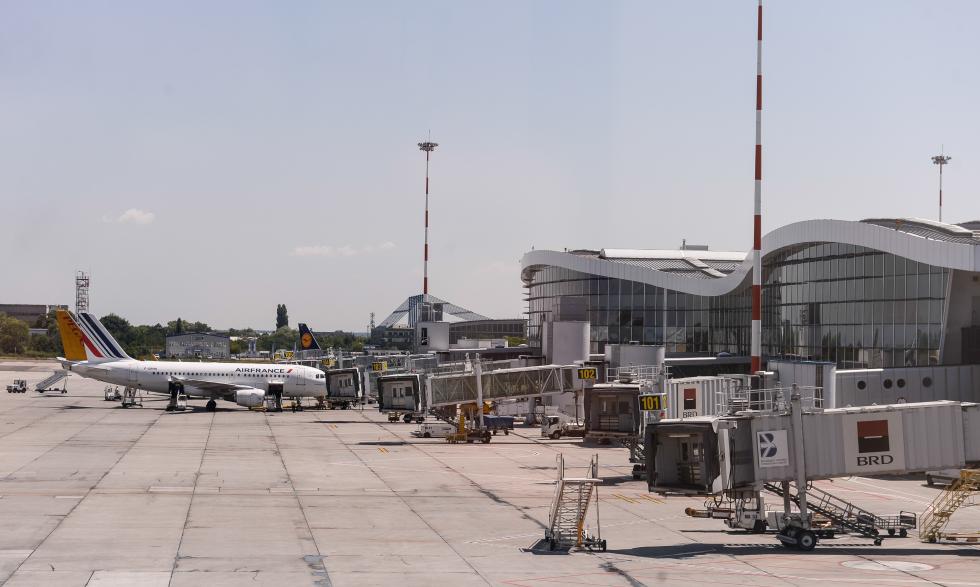 Cât va investi Guvernul în noul terminal de pasageri al Aeroportului Otopeni