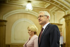 proteste dragnea dancila