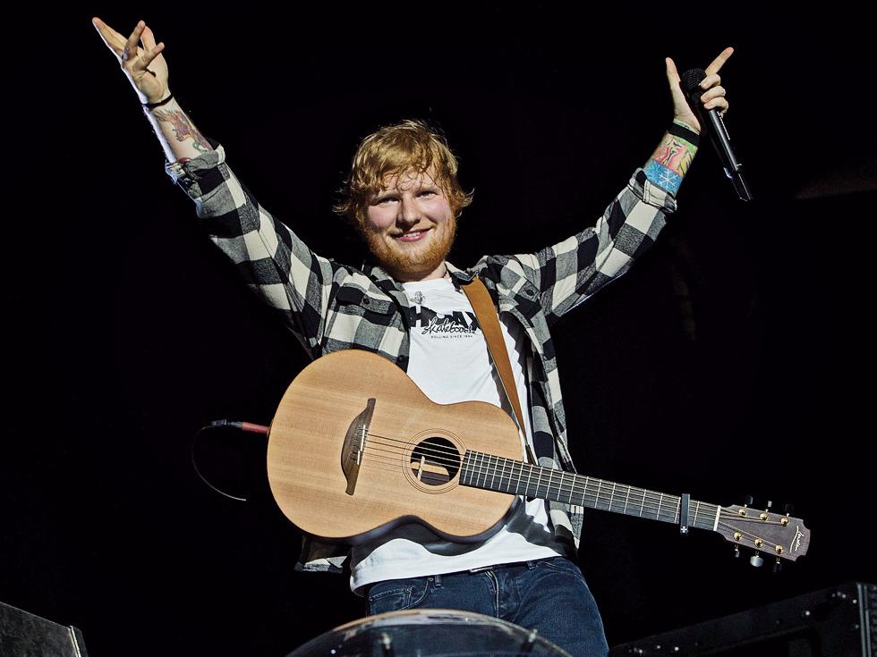 Povestea vieții lui Ed Sheeran, băiatul de aur al muzicii pop