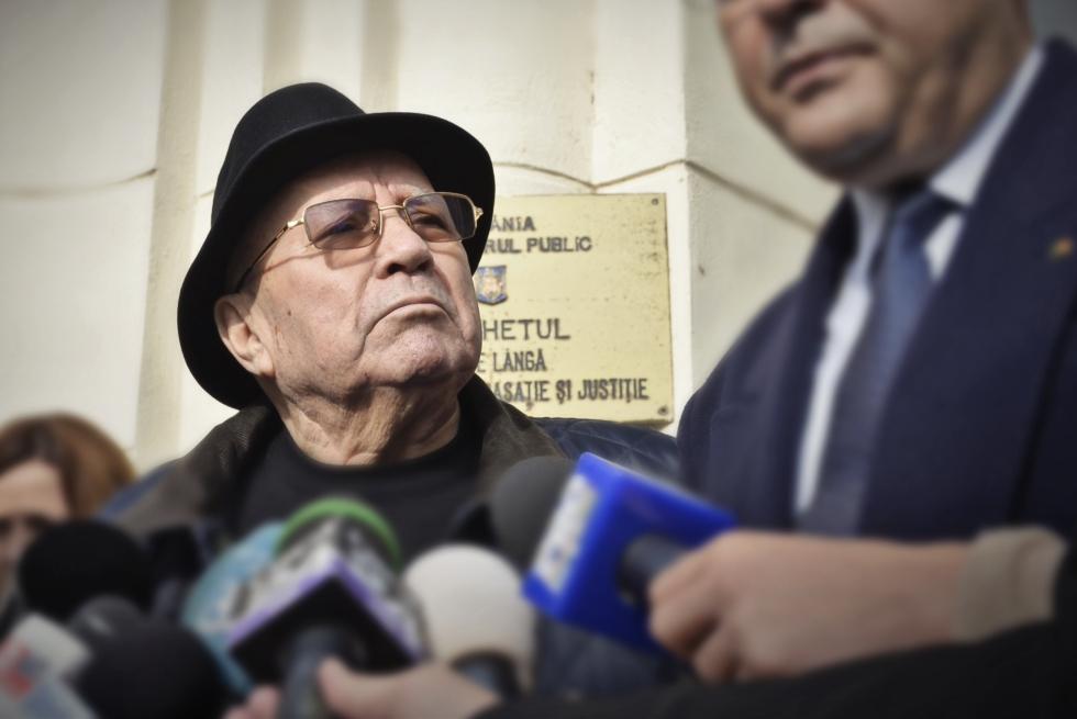Cico Dumitrescu va fi cercetat în dosarul Revoluției, alături de Ion Iliescu și Petre Roman