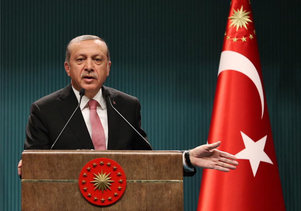 recep tayyip erdogan turcia mediafax