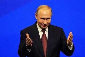 vladimir putin rusia mediafax