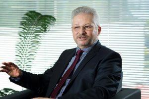 Ion Rădulea îl aduce pe Sorin Vișoianu, fostul șef al Immofinanz, la conducerea dezvoltatorului său imobiliar