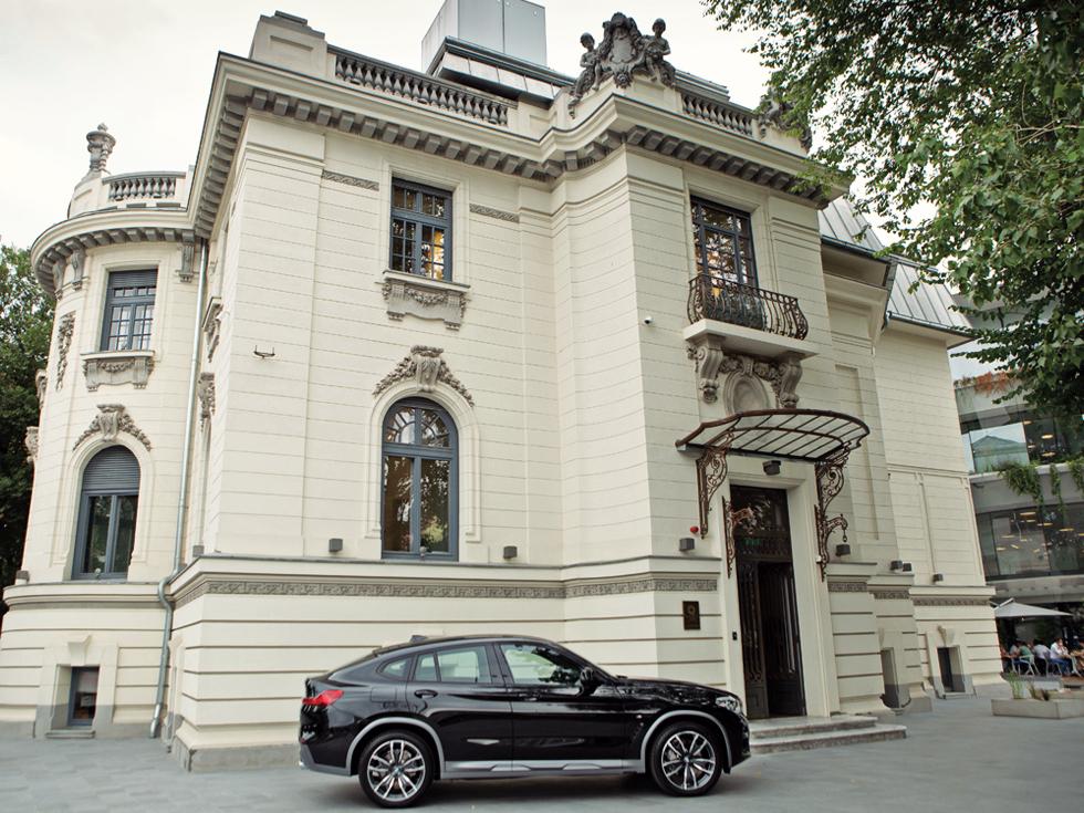 Investiții de peste 100 de milioane de euro vor schimba la față mai multe clădiri vechi din București