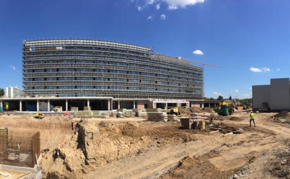 Globalworth, credit de 46 de milioane de euro pentru clădirea Renault Bucharest Connected