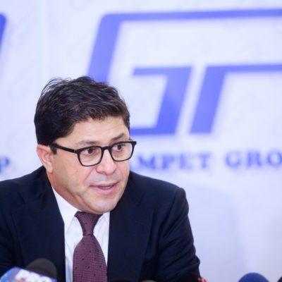 Gruia Stoica preia controlul asupra fabricii de medicamente Polisano din Sibiu și începe producția de oncologice solide