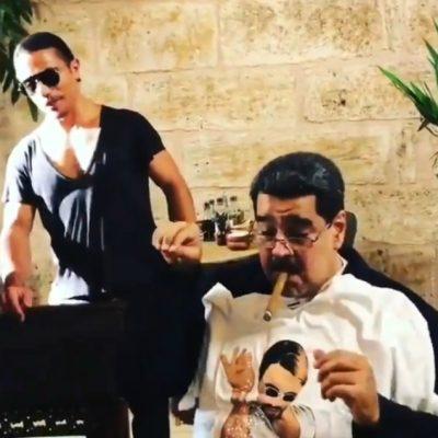 Venezuelenii, scandalizați de imaginile cu președintele Maduro într-un restaurant de lux din Istanbul
