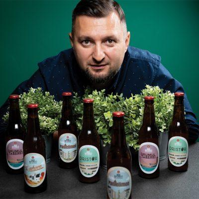 Berea Rahova, din nou pe piață. Cine este antreprenorul care a lansat mărci de bere cu nume de cartiere