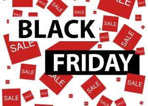 plata în rate de Black Friday