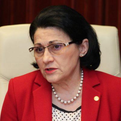 Ecaterina Andronescu, propusă la Ministerul Educaţiei, la trei luni după ce i-a cerut demisia lui Liviu Dragnea