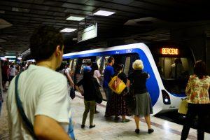Grevă la metrou