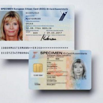 MAI: Cartea de identitatea electronică va fi emisă de la 3 august 2021. Până când putem călători cu actualele cărţi de identitate