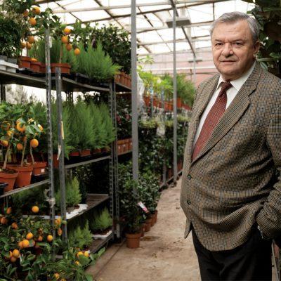 Cine este românul care licitează de două ori pe săptămână la Piața de Flori din Amsterdam și are 16 florării în București