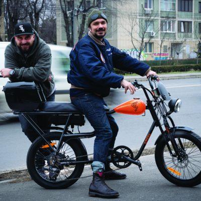 Totul despre ultima invenție Pegas. Bicicleta care împrumută tehnologie de la aviația militară israeliană