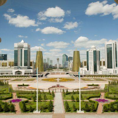 """Kazahstanul își redenumește capitala """"Nursultan"""", după fostul președinte care a demisionat marți"""