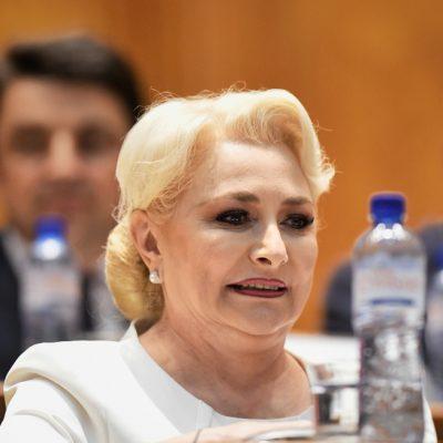 VIDEO Dăncilă gafează din nou: Există prezumţia de vinovăţie