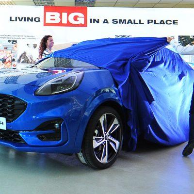 VIDEO Ford a prezentat oficial SUV-ul Puma, care va fi produs la Craiova. Cum arată noul model