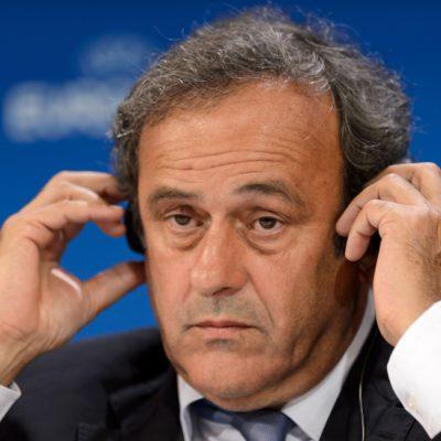 Fostul preşedinte al UEFA Michel Platini a fost reţinut pentru corupţie