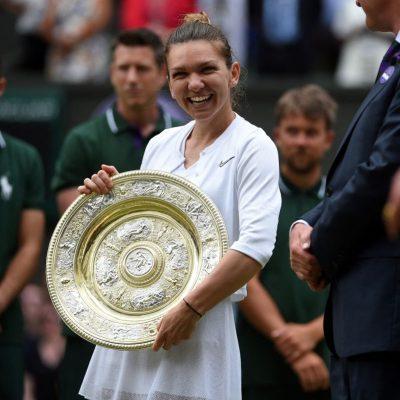 FOTO Simona Halep şi Novak Djokovic, la Dineul Campionilor