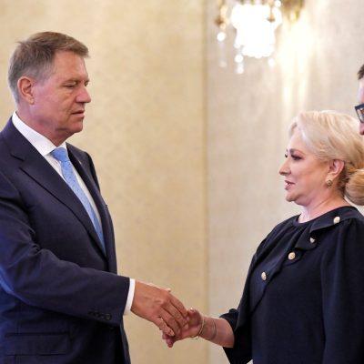 Klaus Iohannis explică de ce nu acceptă o dezbatere cu Viorica Dăncilă. Replica fostului premier