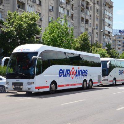 Dragoș Anastasiu a vândut o parte din Eurolines. Grupul german REWE este noul proprietar
