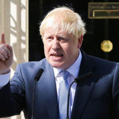 Marea Britanie instituie un nou lockdown total. Boris Johnson: Guvernul vă cere să stați în casă din nou