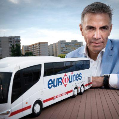 Călătoria germană. Planurile lui Dragoș Anastasiu, după vânzarea diviziei de turism a Eurolines
