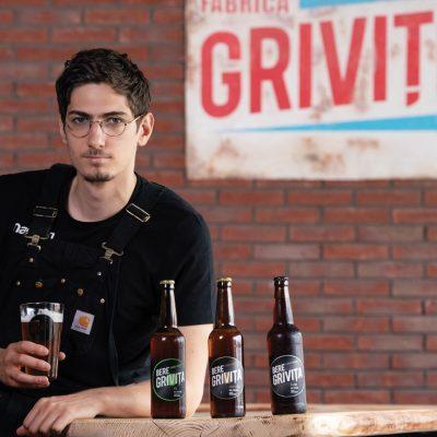 Ce brand cunoscut de bere românească a fost salvat de Matei, fiul lui Răzvan Lucescu