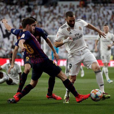 Barcelona şi Real Madrid, de acord să amâne El Clasico