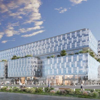 One United Properties a obținut autorizația de construcție pentru One Cotroceni Park