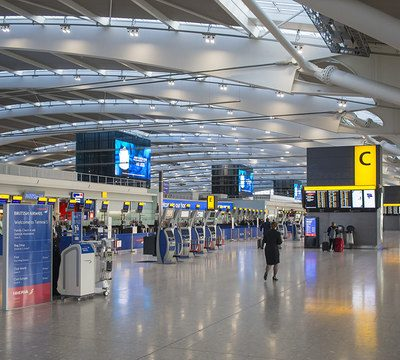 TOP 10 cele mai mari aeroporturi din Europa