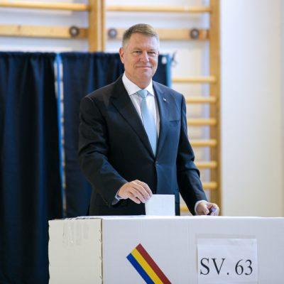 Klaus Iohannis a ales unde se va organiza marea dezbatere electorală