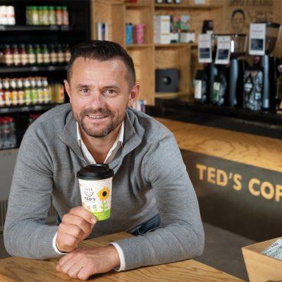 La o cafea cu Vasi Andreica: Rețeta succesului TED'S Coffee