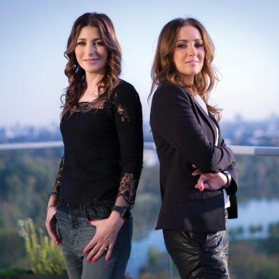 Plan ambițios! Două surori care au câștigat mai multe premii de design interior se extind la nivel internațional