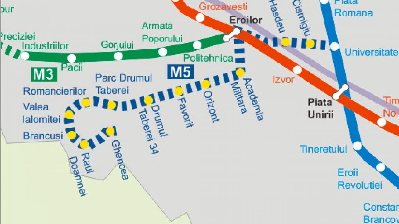 Vesti Bune De La Guvern Cand Va Fi Gata Metroul Din Drumul