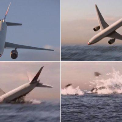 Misterul dispariției avionului MH370. Ce s-a întâmplat la bordul aeronavei (VIDEO)