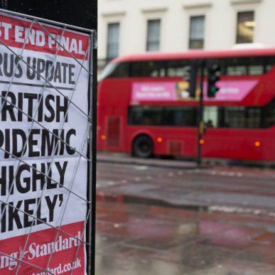 Marea Britanie introduce noi restricţii pentru cetăţenii UE, de la 1 ianuarie 2021