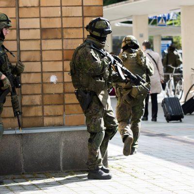 Măsuri excepţionale. Finlanda scoate armata în stradă!