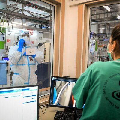 Răsturnare de situaţie! Un doctor israelian s-a reinfectat cu coronavirus la 3 luni după vindecare