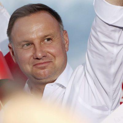 Polonia: Andrzej Duda câştigă la limită un nou mandat de preşedinte
